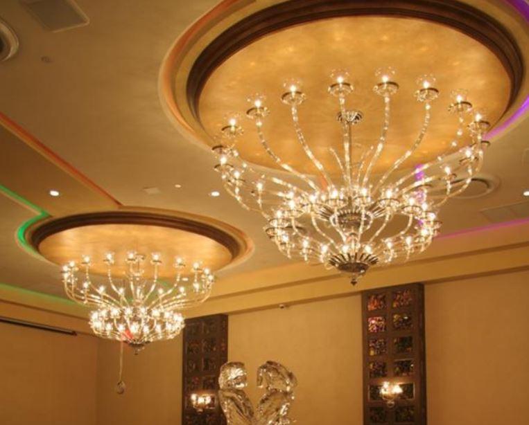 Светильники от компании Bydzov