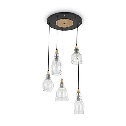 Подвесной светильник Ideal Lux GRETEL SP1 122564   Магазин люстр и ...