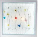Настенно-потолочный светильник Ideal Lux Ocean PL2 Color 091006