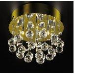 Потолочный светильник Italux Lucid MX51104-6AGOL