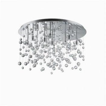 Потолочный светильник Ideal Lux  Neve PL12 Cromo 022239