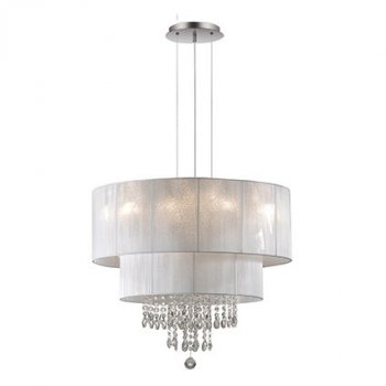 Подвесной светильник Ideal Lux OPERA SP6 Bianco 068299