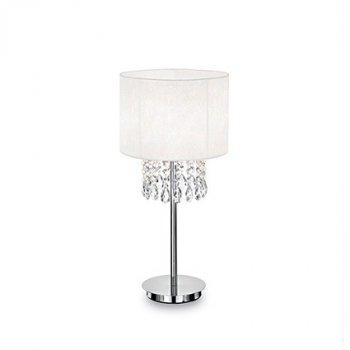 Настольная лампа Ideal Lux OPERA TL1 Bianco 068305
