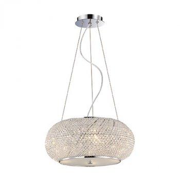 Подвесной светильник Ideal Lux Pasha' SP6 Cromo 082158