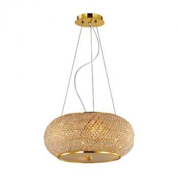 Подвесной светильник Ideal Lux Pasha' SP6 Oro 082172