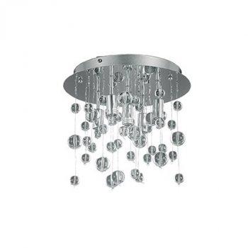 Потолочный светильник Ideal Lux Neve PL5 Cromo 094687