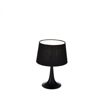 Настольная лампа Ideal Lux London TL1 Small Nero 110554