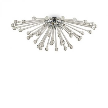 Потолочный светильник Ideal Lux Pauline PL5 Fume 111117