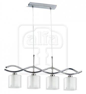 Подвесной светильник Alfa Illusion 17134