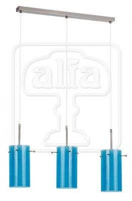 Подвесной светильник Alfa Bolt Niebieski 13753