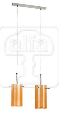 Подвесной светильник Alfa Bolt Pomaranczowy 13732