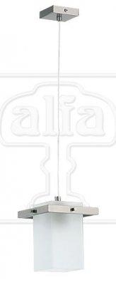 Подвесной светильник Alfa Eco Silver 14561