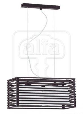 Подвесной светильник Alfa Cage 13502