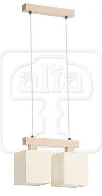 Подвесной светильник Alfa Ewa Jasna 10042