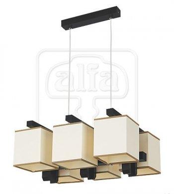 Подвесной светильник Alfa Ola Venge 14486