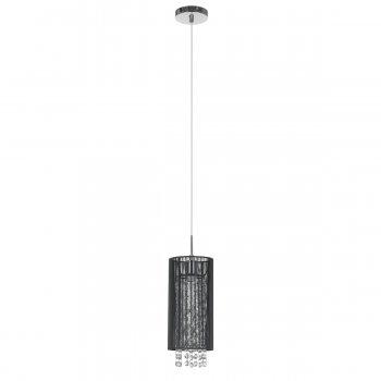 Подвесной светильник Italux Lana MDM1787/1 BK