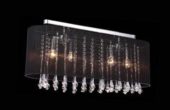 Потолочный светильник Italux Isla MXM1870-4 BL